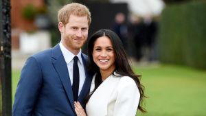 Prince Harry ja Meghan Markle.