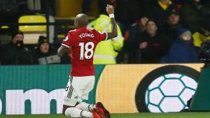 Ashley Young, United