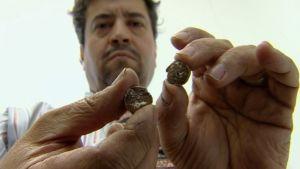 Salem Shamke esittelee kalkkitryffeliä