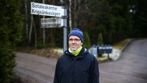 Espoon kaupunkisuunnittelukeskuksen nimistöntutkija Sami Suviranta tuntee Espoon nimistön historian.