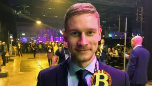 Pessi Peura, community manager at Finnish crypto firm Prasos.