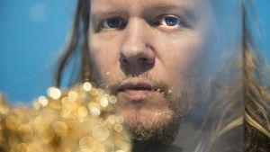 Egill Sæbjörnsson, Islanti, taide, peikko