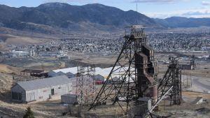 Kaivos Buttessa.