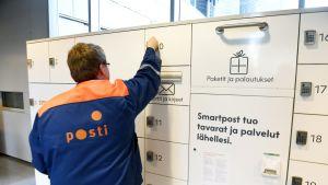 Smartpost-automaatti