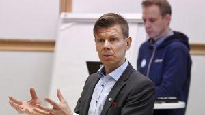 Mikko Salonen.