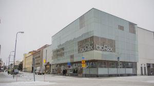 Elokuvateatteri BioRexin rakennus Kajaanissa