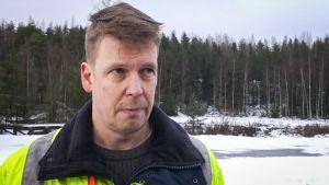 Finnpilotin luotsivanhin Olli Taipale