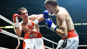 Edis Tatli vs Francesco Patera