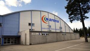 Vaasan Sportin kotihalli Vaasa Arena Vaasassa
