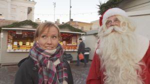 Kaisa Sali ja joulupukki