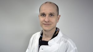 Erikoislääkäri Janne Sahlman