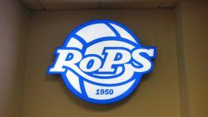 Rovaniemen Palloseuran logo.