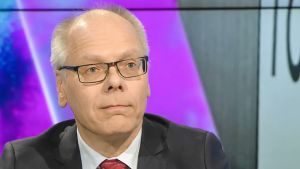 ylilääkäri Juha Tuominen.