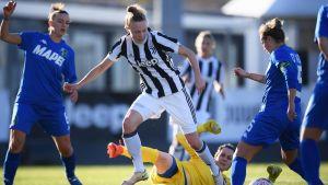 Sanni Franssi Juventus