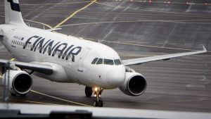 Finnairin kone