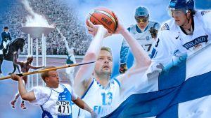 100 parasta suomalaisurheilijaa