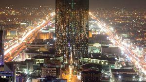 Kingdom Tower Riadissa.