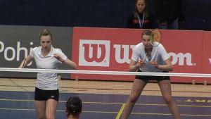Mathilda Lindholm, Jenny Nyström