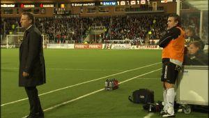 Fredrik Nordback och Sixten Boström, Örebro SK
