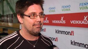 Mikael Virta, assisterande tränare i Åland United