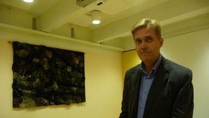 Ledande överläkare Markku Sirviö