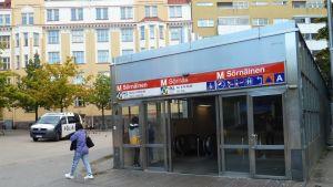 Sörnäs metrostation