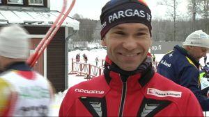 Niklas Westerlund, februari 2013