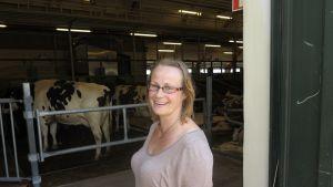 Sari Salminen är Finlands första djurskyddsombudsman