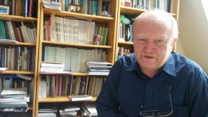 Forskaren Aleksej Malasjenko