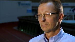 Suomen Urheiluopiston projektipäällikkö Jarmo Kujanpää