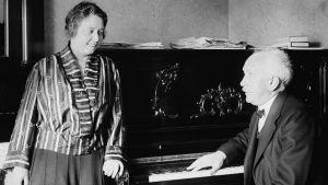 hemma hos Richard Strauss