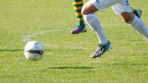 Boll och springande ben