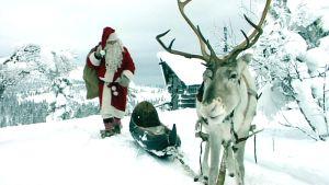 julturismen är livlig i år
