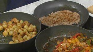 Naistenpäivänruokaa Makupalojen tapaan