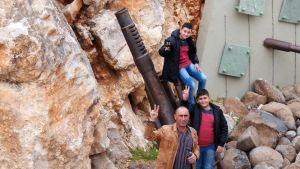 Ulkolinja: Libanonin ruutitynnyri