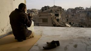 Ulkolinja: Isis - Raqqan painajainen