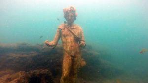 Historia: Vedenalainen Pompeji