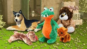 Krokotiili Gena ja hänen ystävänsä