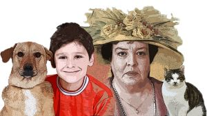 Fedja-setä ja täti Tamara