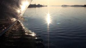 Erätulilla - kalavesillä