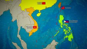Ulkolinja: Kiista Etelä-Kiinan merellä