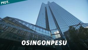 Valtava tietovuoto paljastaa uuden skandaalin pankkimaailmasta. Euroopassa on kierretty osinkoveroja kymmenillä miljardeilla euroilla.