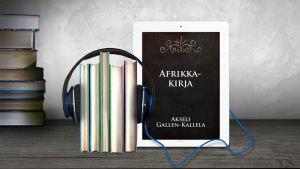 Akseli Gallen-Kallela: Afrikka-kirja