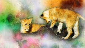 Me leijonat