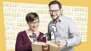 Liisa Keltikangas-Järvinen: Vanhemmat ymmärsivät ennen paremmin, mitä lapselta voi tietyssä ...