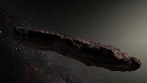 Ulkoavaruuden hiippari Oumuamua hämmentää - oliko kyseessä komeetta vai vieraan sivilisaation avaruusalus?