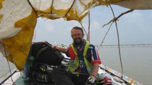 Äänikirja: Polkupyörällä Intiassa