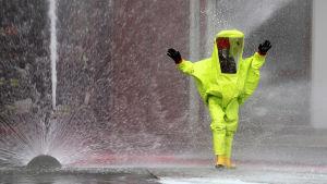 Sotilaslääketieteessä varaudutaan pahimpaan - influenssapandemiat, isorokko ja pernarutto isoja biouhkia