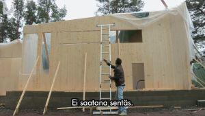 Sadan vuoden talo: Kuivaketju katkeaa