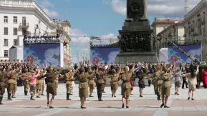 Ulkolinja: Valko-Venäjä, diktatuuri Euroopassa